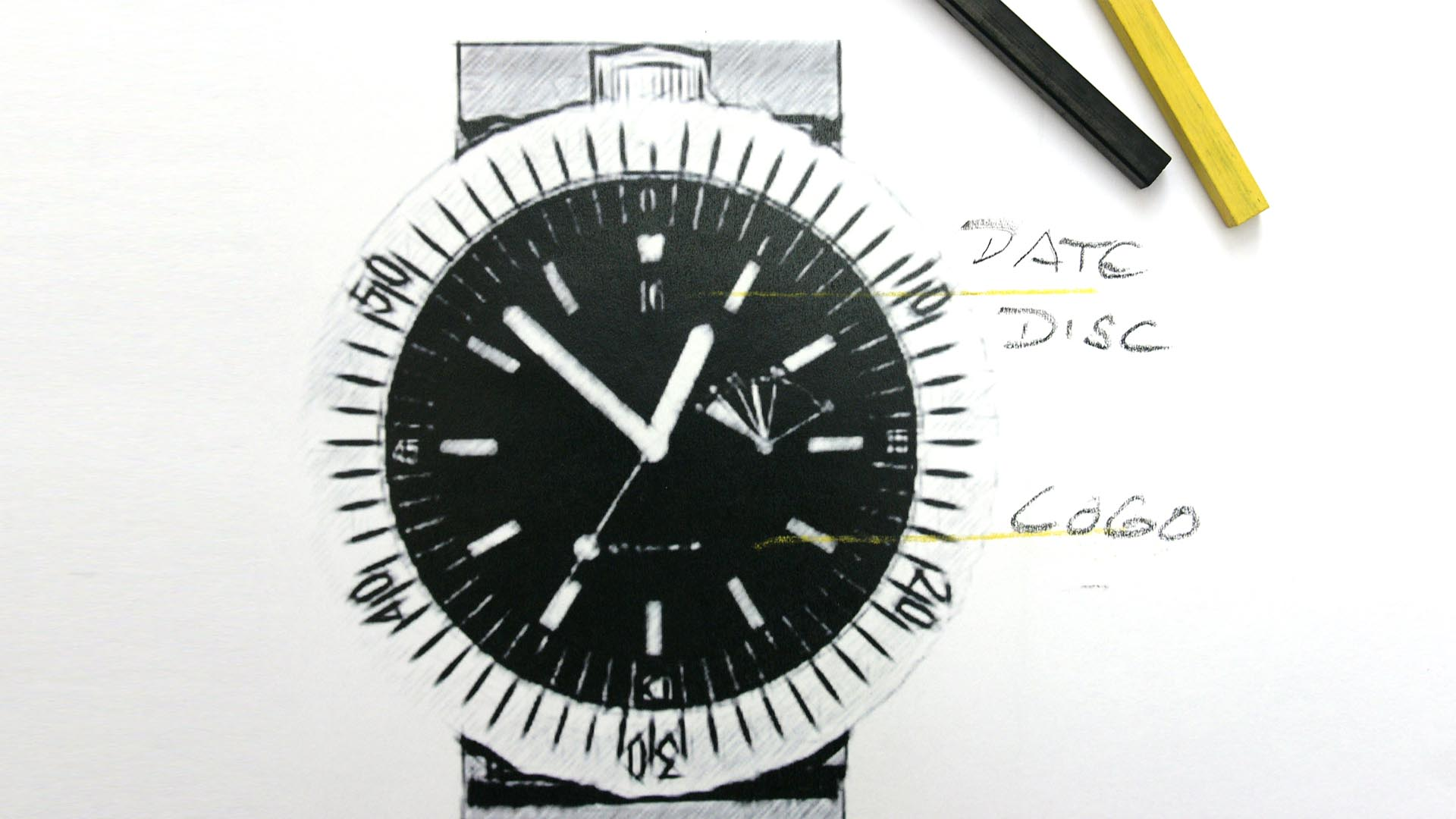 documentation customizing diver watch