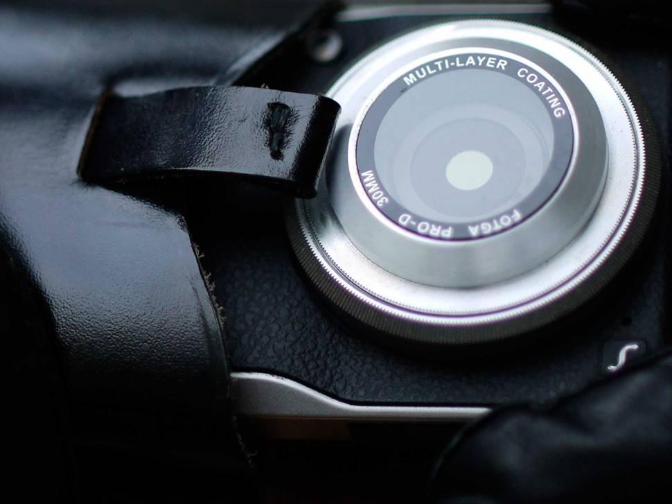 leather protection case holster bag belt clip panasonic lumix dmc cm1_1200240w