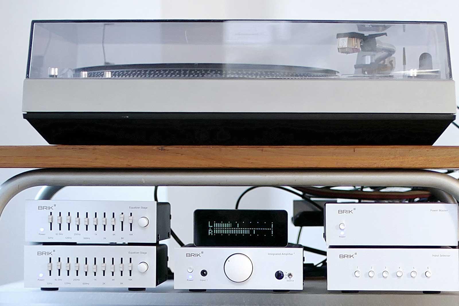 MIND WORK Technics SL-1300 Brik Stereo Moduls