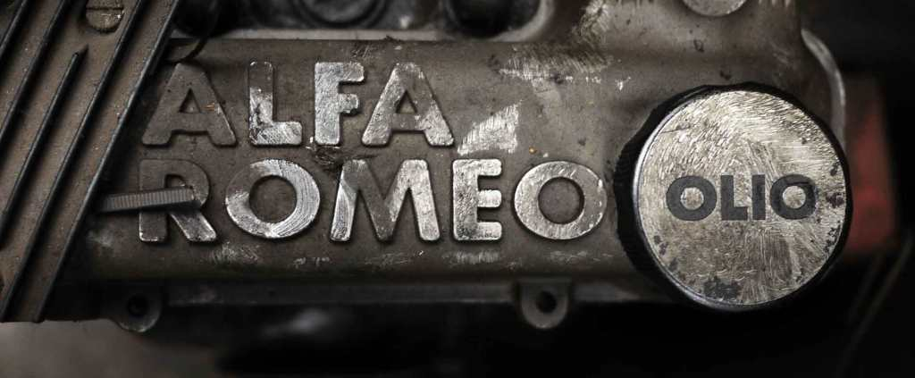 MIND WORK SIGNS OF LIFE  ALFA ROMEO
