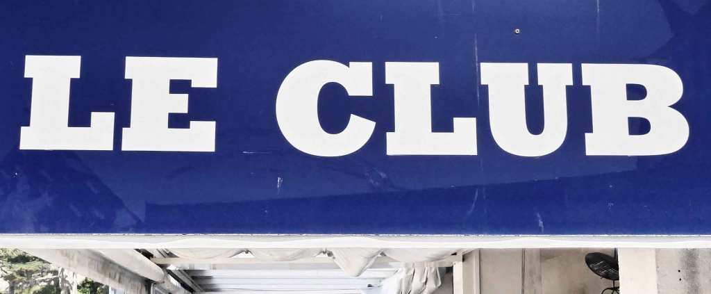 MIND WORK SIGNS OF LIFE  LE CLUB means the club