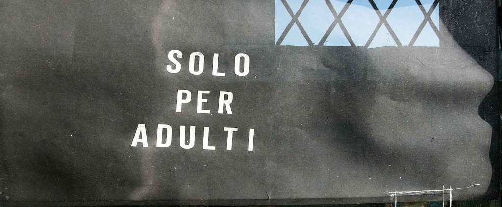 MIND WORK SIGNS OF LIFE  SOLO PER ADULTI means for adults only
