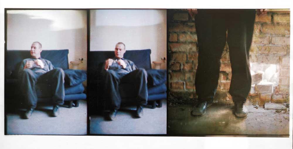 Martin Blum Mindwork Heinz Conrads Köln ca. 1989